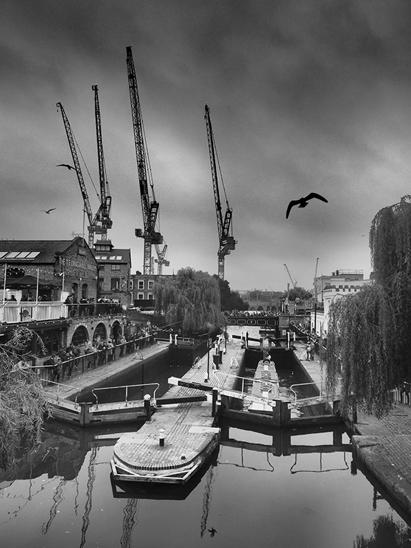 Camden Town - © Tim Catinat, all right reserved