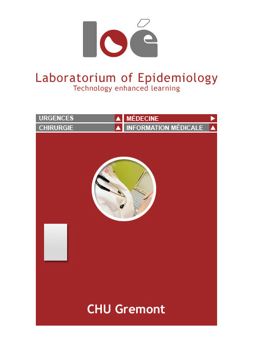 Laboratorium of Epidemiology - © Tim Catinat - all rights reserved